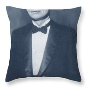 James Bryant Conant, American Chemist Throw Pillow by Science Source