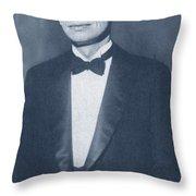 James Bryant Conant, American Chemist Throw Pillow