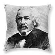 James Mccune Smith Throw Pillow