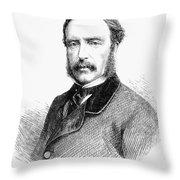 James Molyneux Caulfeild Throw Pillow
