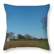 Jamestown Windmill Throw Pillow