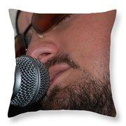 JD Throw Pillow