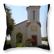 Jekyll Gateway Throw Pillow