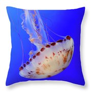 Jellyfish 4 Throw Pillow
