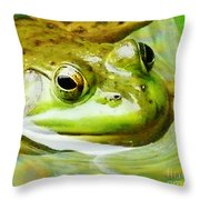 Jeremiah Throw Pillow