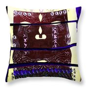 Jesus - Yesu Throw Pillow