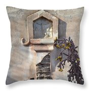 Jesus Image Throw Pillow by Rebecca Margraf