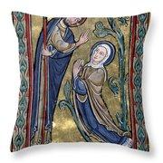 Jesus: Resurrection Throw Pillow