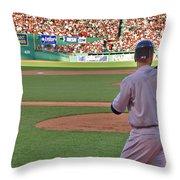 Jeter Throw Pillow