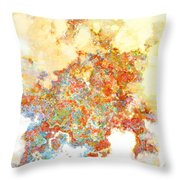 Jeweltone Throw Pillow