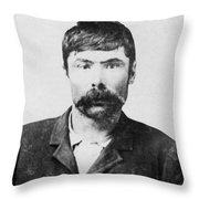 Joe Chancellor, C1900 Throw Pillow