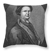 John Lovell (1710-1778) Throw Pillow