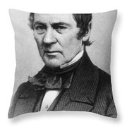 John Macpherson Berrien (1781-1856) Throw Pillow