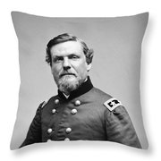 John Newton (1822-1895) Throw Pillow by Granger