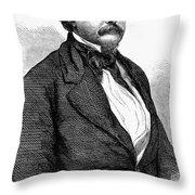 John Van Buren (1810-1866) Throw Pillow