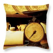 Johnstown Castle, County Wexford Throw Pillow