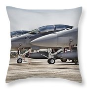 Joint Operations Squadron V3  Throw Pillow