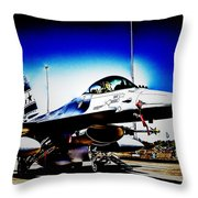 Joint Operations V2 Throw Pillow