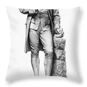 Joseph Priestley (1733-1804) Throw Pillow