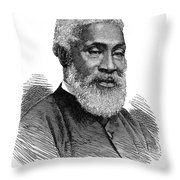 Josiah Henson (1789-1883) Throw Pillow
