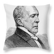 Josiah Quincy (1772-1864) Throw Pillow