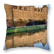 Josselin Chateau Throw Pillow