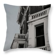 Joulet Throw Pillow by Kelly Rader