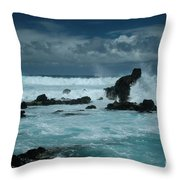 Journey Of Love Throw Pillow