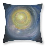 Journey To The Source Throw Pillow