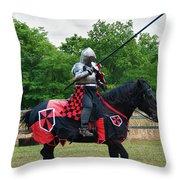 Joust 7516 Throw Pillow