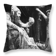 Judith Of Bethulia 1913-14 Throw Pillow by Granger