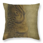 Juju Wisdom Throw Pillow