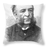 Jules Ferry (1832-1893) Throw Pillow