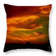 July 21 2010 Throw Pillow
