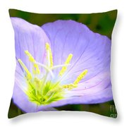 Jumping Off Spot Throw Pillow
