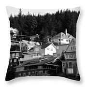 Juneau Homes Throw Pillow