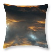 Just A Touch Of Heaven Throw Pillow