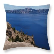 Just Another View Throw Pillow