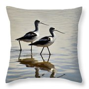 Just Call Me Friend  Throw Pillow
