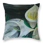 Just Romance  Throw Pillow by Mark Moore