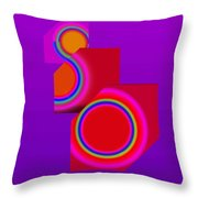 Just So Throw Pillow