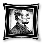 Justice For All 2 Throw Pillow