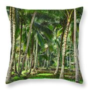 Kabune Throw Pillow