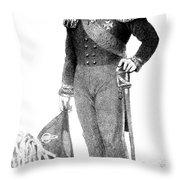 Karl Ferdinand Von Graefe, Plastic Throw Pillow