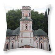 Karls Church Throw Pillow
