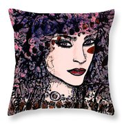 Katya Throw Pillow
