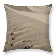 Kelso Dune Tops Throw Pillow