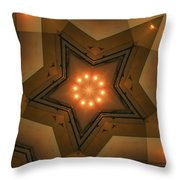 Kendall Throw Pillow by Trish Tritz