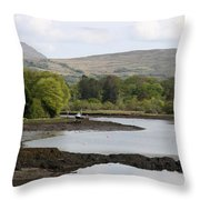 Kenmare Bay I Throw Pillow