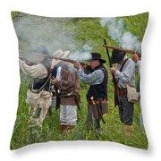 Kentucky Mustangs  Throw Pillow
